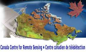 Canadian Centre for Remote Sensing logo